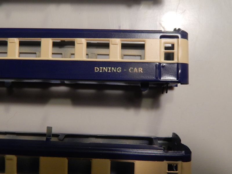 346 Wagenschrott zum Pullman Orient Express 25316773gy