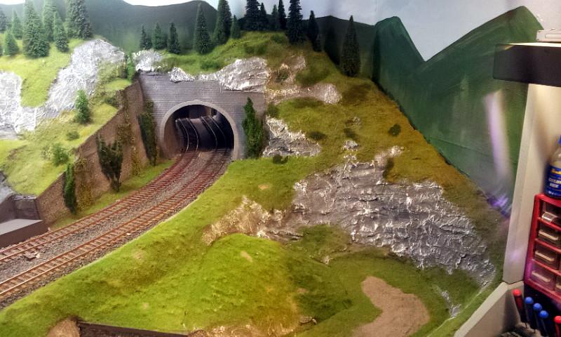 Bahnhof altenau obb seite 7 anlagenbau 2 - Wanddurchbruch gestalten ...