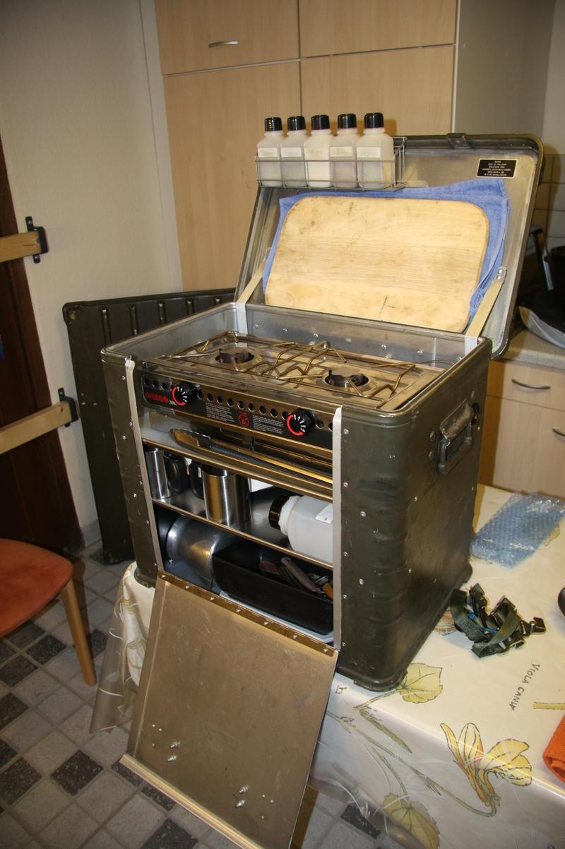 Küchenkiste Camping Bauen ~ chuck box küchenkiste