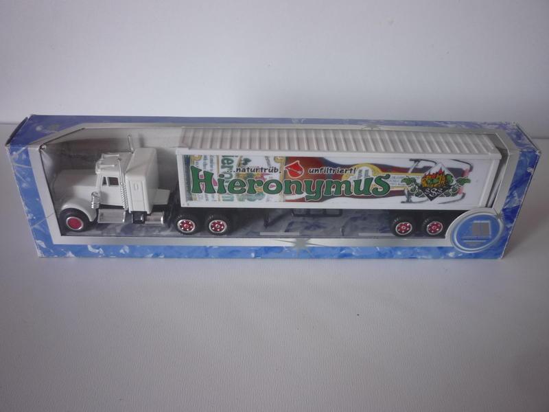 N°604 Kenworth + semi remorque container  ( version lisse ) 25464783zr