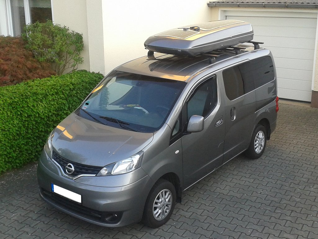 solar dachbox dachbox mit solar solarbox gfk solar. Black Bedroom Furniture Sets. Home Design Ideas