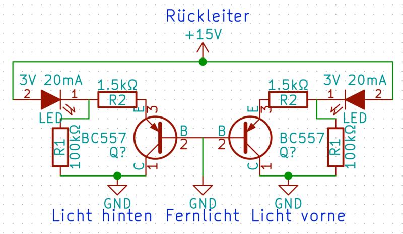 LED in 2