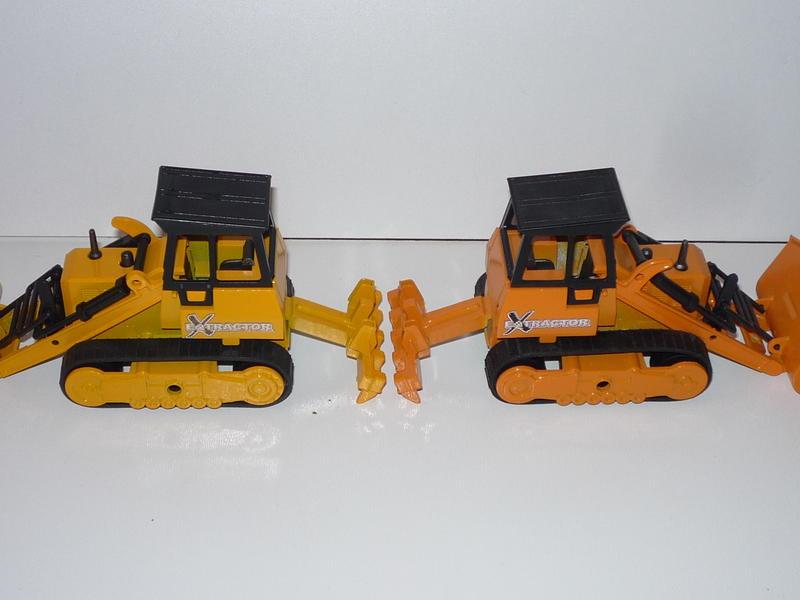N°4505 Bulldozer 25512359ob
