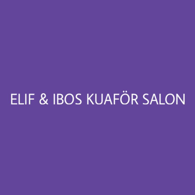 ELIF & IBOS KUAFÖR