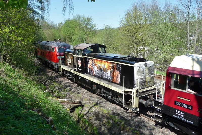 24. Schwarzenberger Eisenbahntage 25599266dz