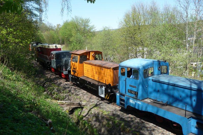 24. Schwarzenberger Eisenbahntage 25599279wx