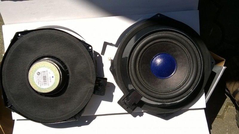 zentralbass subwoofer original bmw welcher car. Black Bedroom Furniture Sets. Home Design Ideas