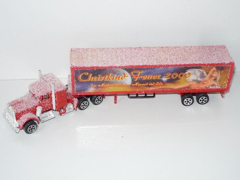 N°604 Kenworth + semi remorque container  ( version lisse ) 25667928do