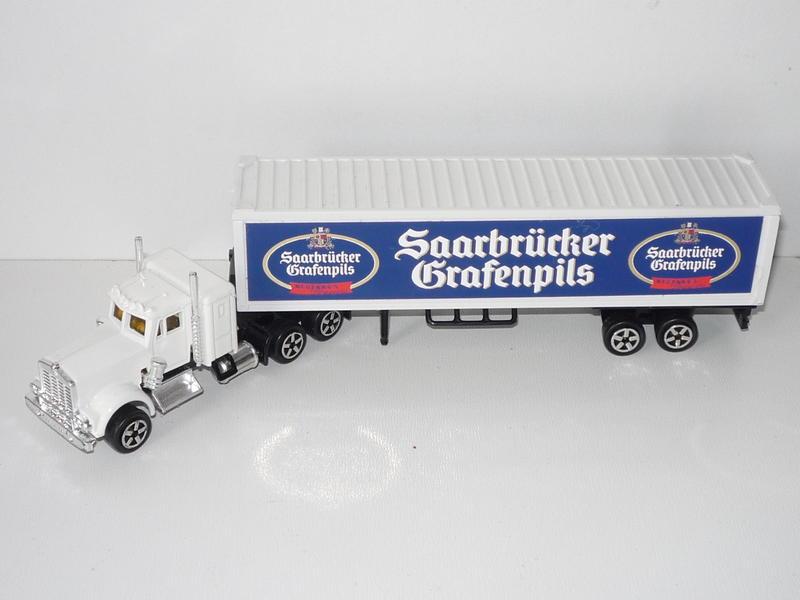 N°604 Kenworth + semi remorque container  ( version lisse ) 25667929ti