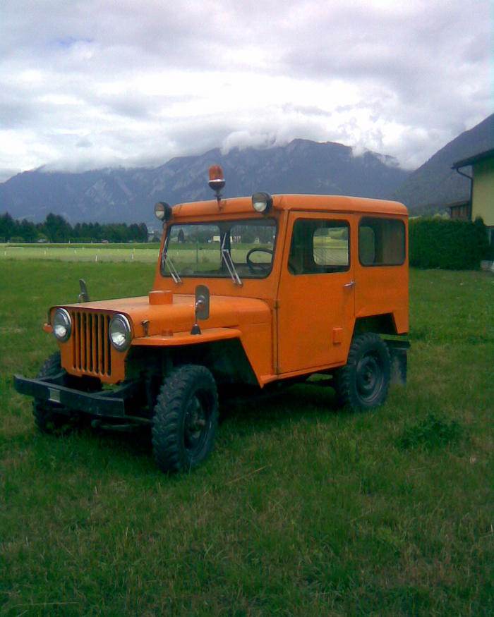 cj2a mit geschlossener wenger-karosserie - Pre-AMC - Jeep Forum