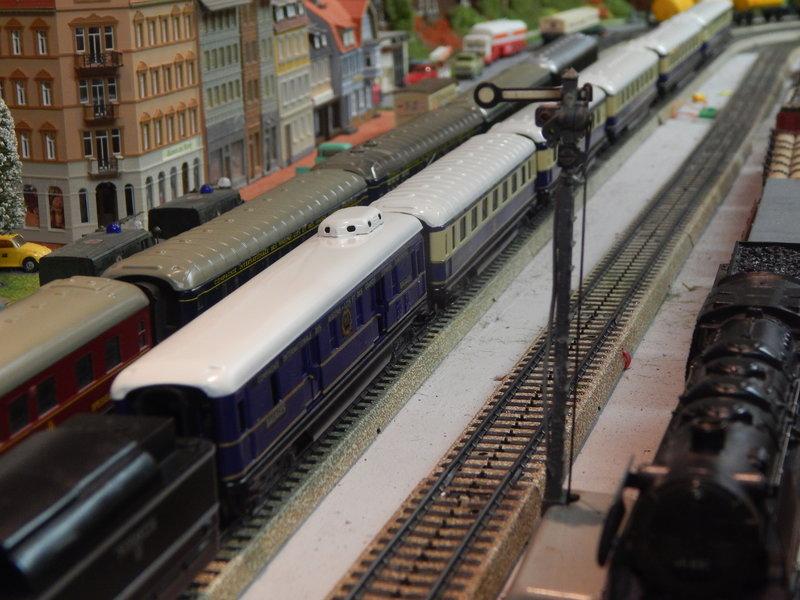 346 Wagenschrott zum Pullman Orient Express 25719383zn