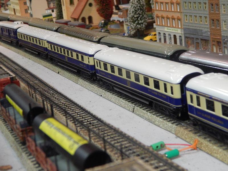 346 Wagenschrott zum Pullman Orient Express 25719400sj