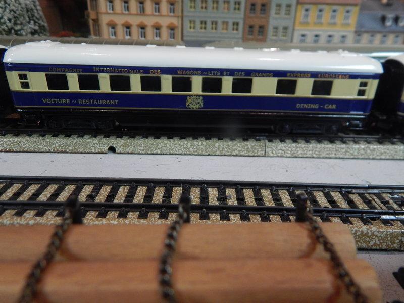 346 Wagenschrott zum Pullman Orient Express 25719405yk