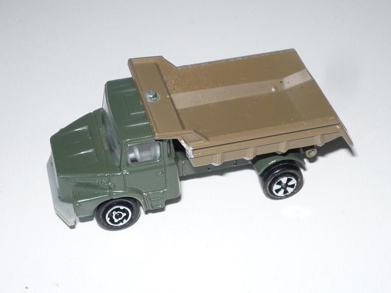 N°205 Scania Benne carrière 25954412wh