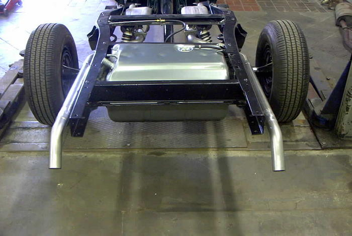 1972 Ford Gas Tank Relocation 1972 Free Engine Image For