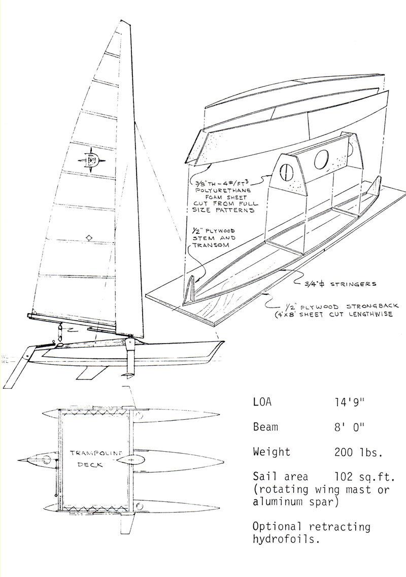 small trimarans under 20 u0026 39  - page 49