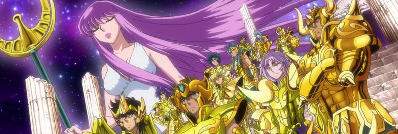 Saint Seiya Actionfiguren