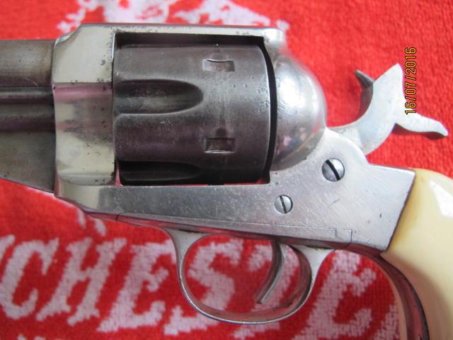 Need help with Remington 1875 - Remington Society