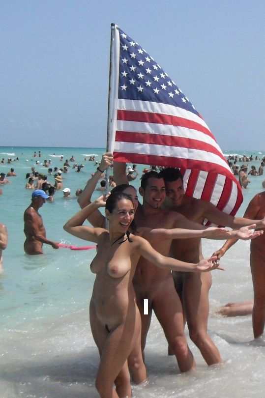фото нудистов америки