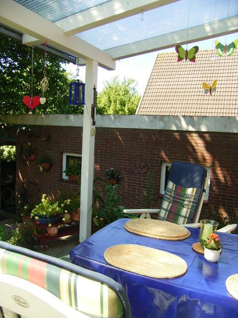 sonnenschutz f r berdachte terrasse oder balkon n hanleitung bilder mein sch ner. Black Bedroom Furniture Sets. Home Design Ideas