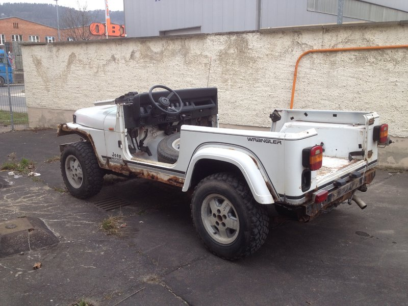 Wrangler YJ Playmobil 2 - Buildups - Jeep Forum