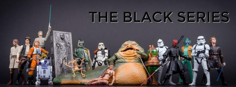 Star wars Black Series Actionfiguren