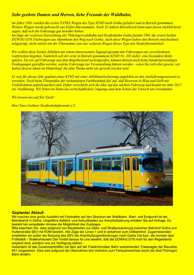 Straßenbahn Gotha und die Thüringerwaldbahn - Seite 3 26384225vq