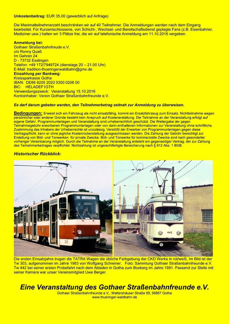 Straßenbahn Gotha und die Thüringerwaldbahn - Seite 3 26384253tj