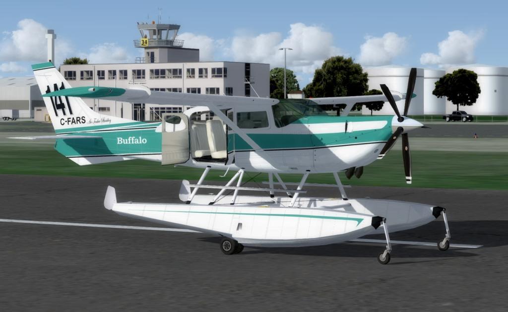 FSX - Cessna U206G Soloy Turbine Pac Mark I + II | Page 6