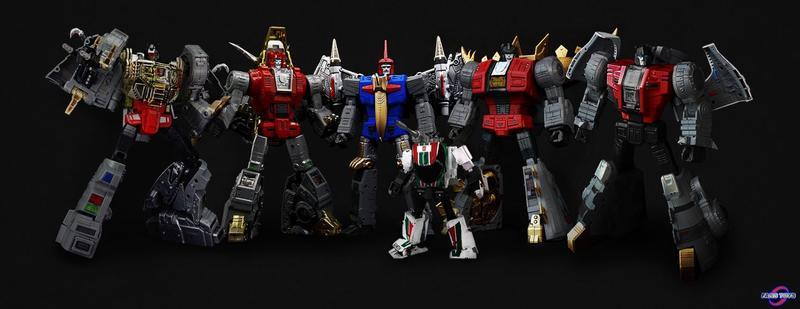 FansToys Transformers