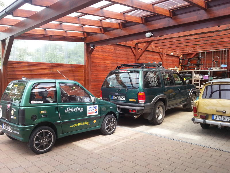Leichtkraftfahrzeuge u thema anzeigen carport kaufen infos