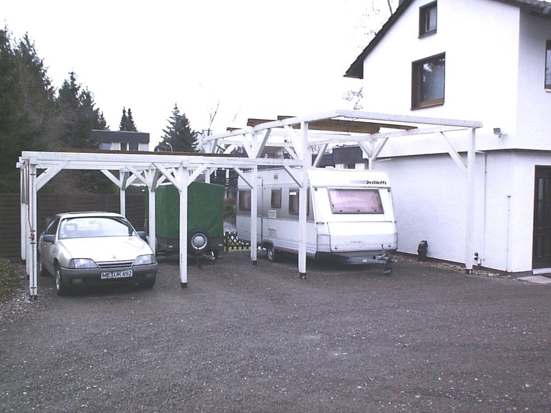 garage oder carport opel isuzu 4x4 forum. Black Bedroom Furniture Sets. Home Design Ideas