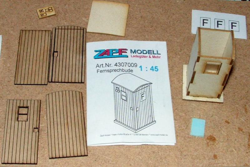 Lasermodelle von Zapf 26580906lt