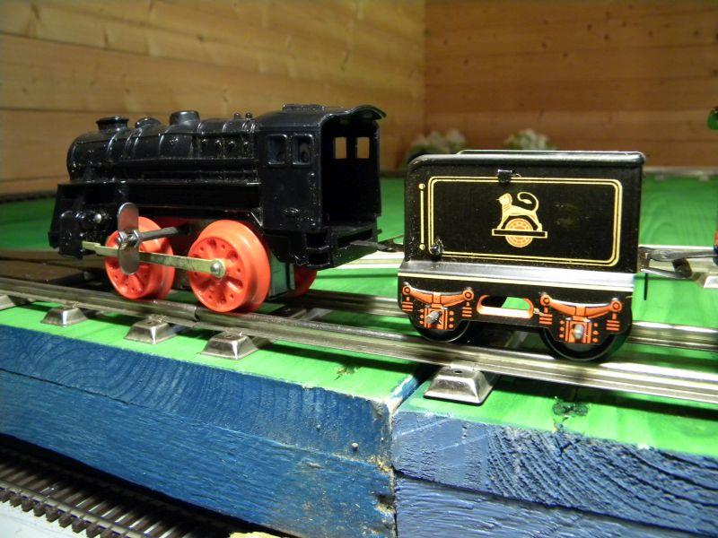 METTOY Aufziehbahn Spur 0 26638328le