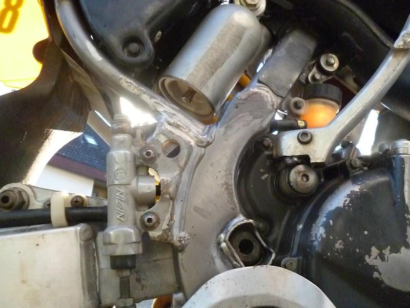 Wie finde ich das Baujahr Heraus suzuki rm - Technik für Honda ...