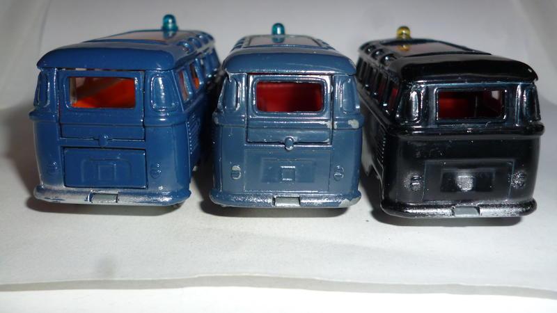 Volkswagen microbus and ambulance for Door 2 door leaflets