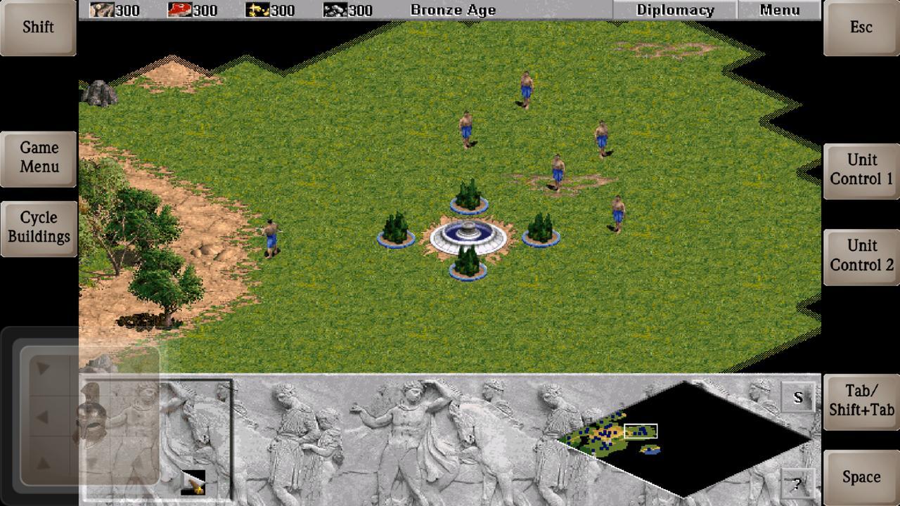 Age of Empires (Windows 9x) -