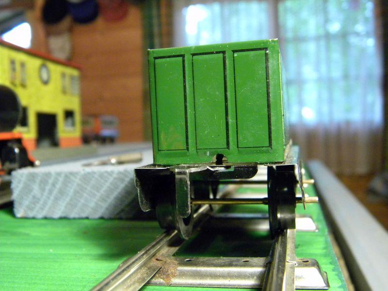 BUB Aufziehbahn, Spur 0 26722703ru
