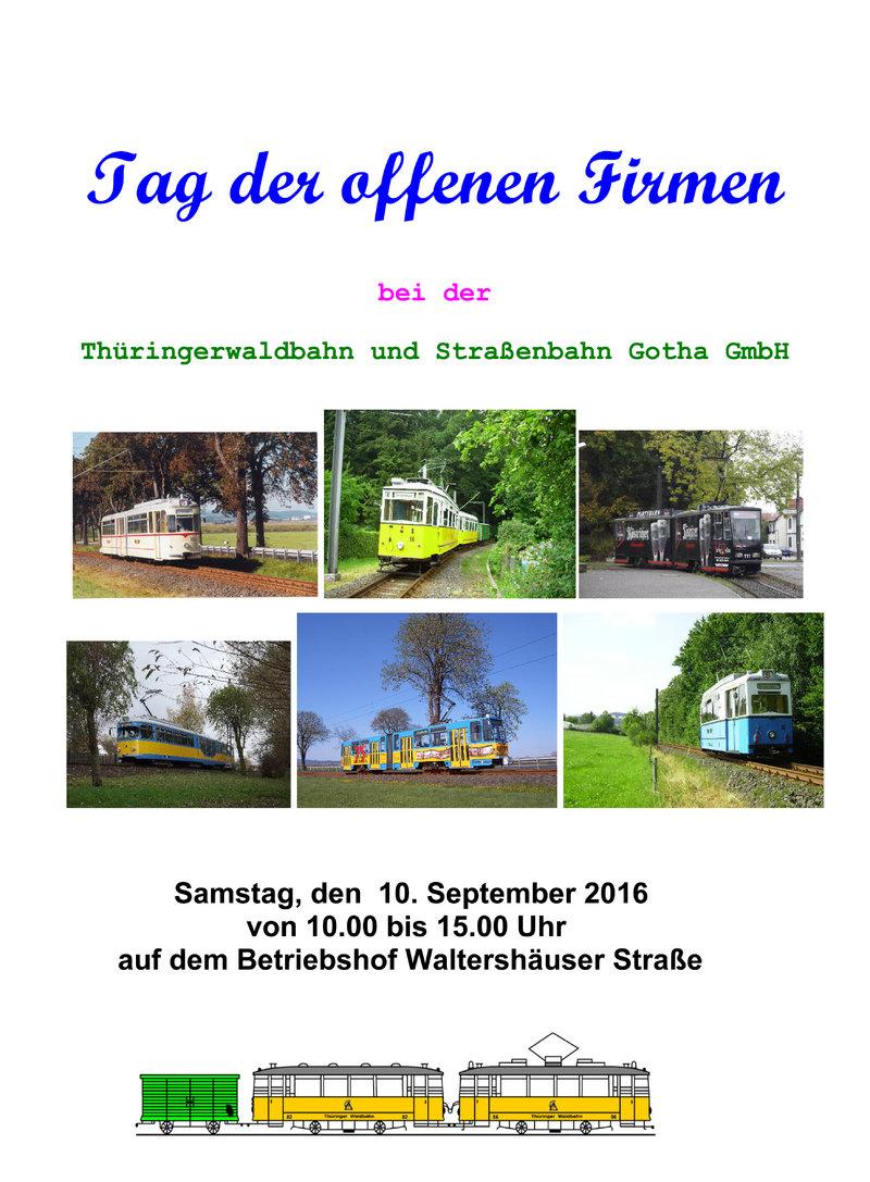 Straßenbahn Gotha und die Thüringerwaldbahn - Seite 3 26753447xc