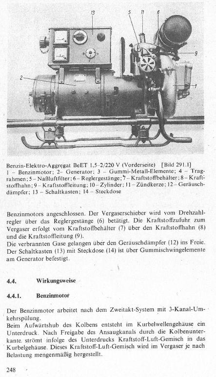 Restaurierung NVA Stromaggregat - Seite 2 - Erstes deutschsprachiges ...