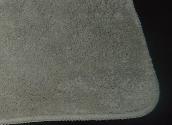 Duschvorleger Weich ~  Badematte Badteppich Badvorleger Duschvorleger Rutschfest 60x38cm