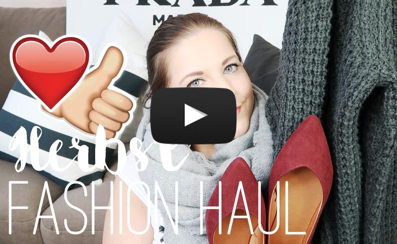 Herbst Fashion Haul - Zara, Mango, Vero Moda & mehr