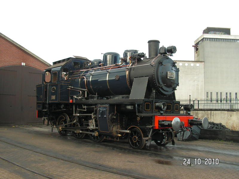 Najaasstoomdag Haaksbergen 2010 - Eisenbahn 26956721rj