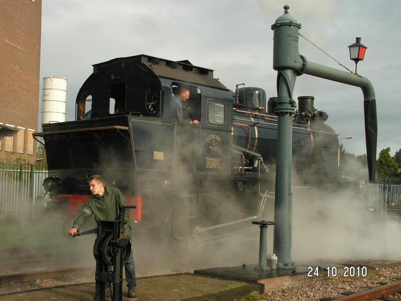 Najaasstoomdag Haaksbergen 2010 - Eisenbahn 26956727ed