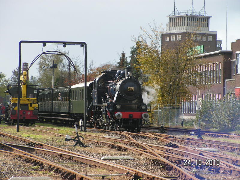 Najaasstoomdag Haaksbergen 2010 - Eisenbahn 26956839pk