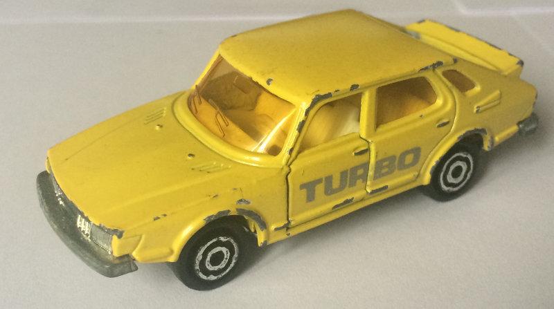 N°284 Saab 900 Turbo 26986598ah
