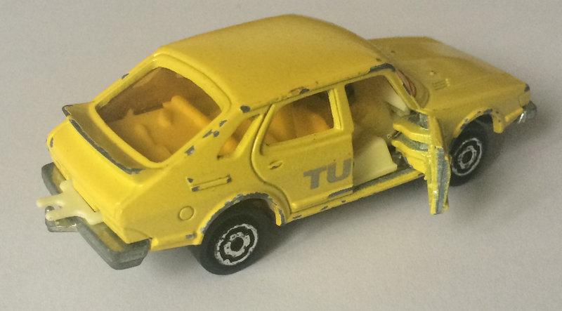 N°284 Saab 900 Turbo 26986600dw