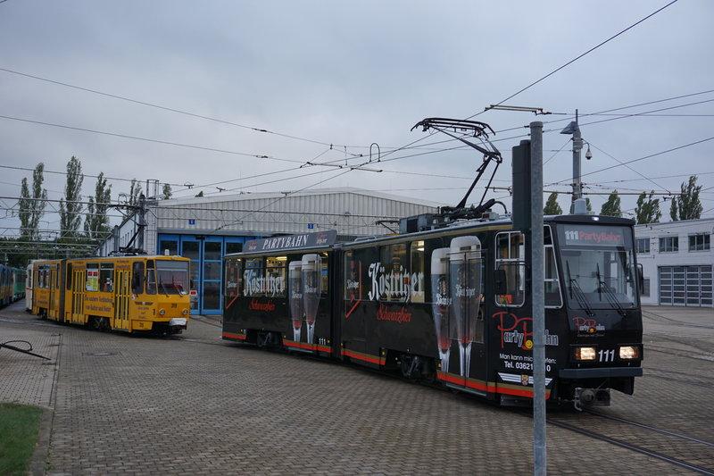Straßenbahn Gotha und die Thüringerwaldbahn - Seite 3 27047293be