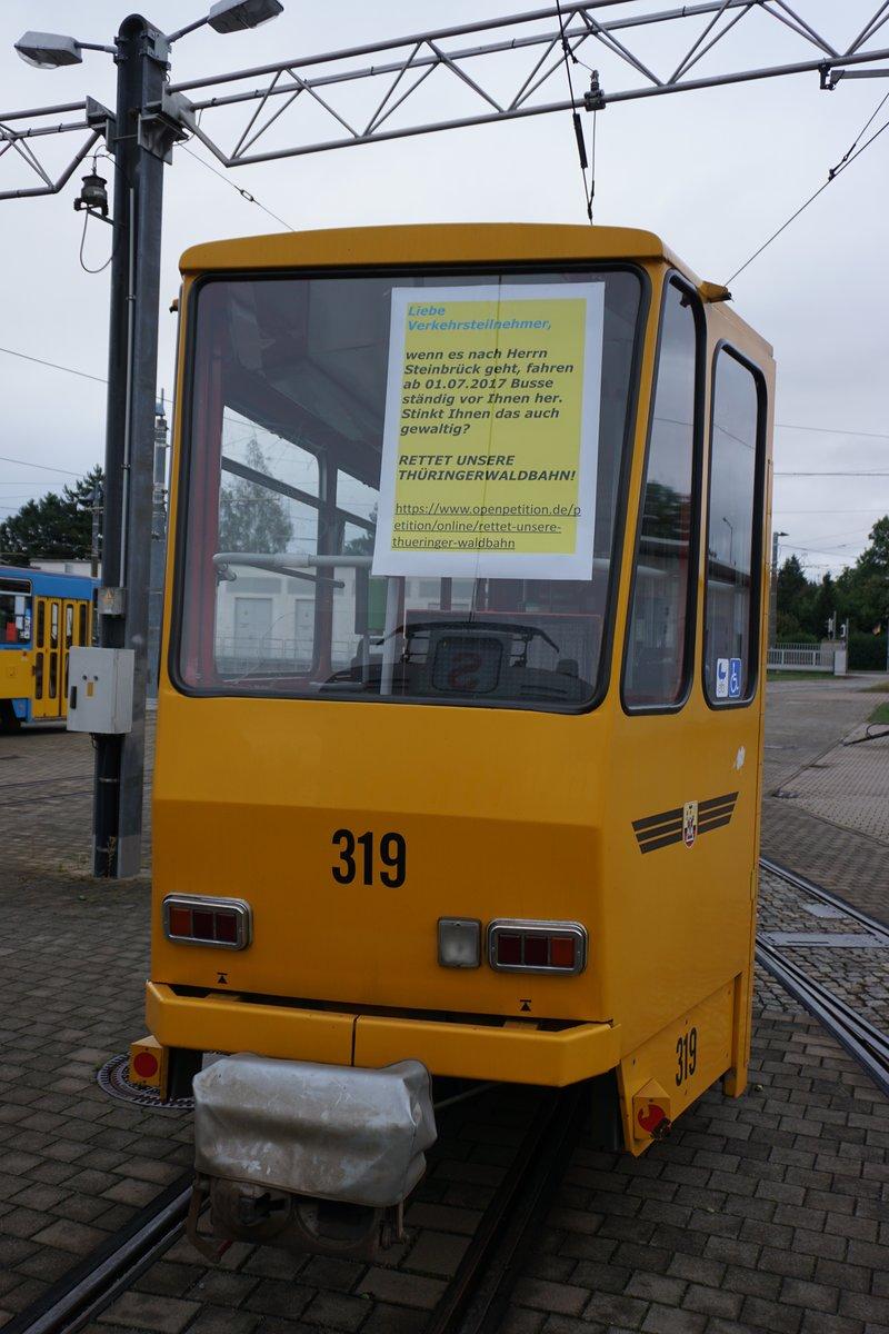 Straßenbahn Gotha und die Thüringerwaldbahn - Seite 3 27047298xw
