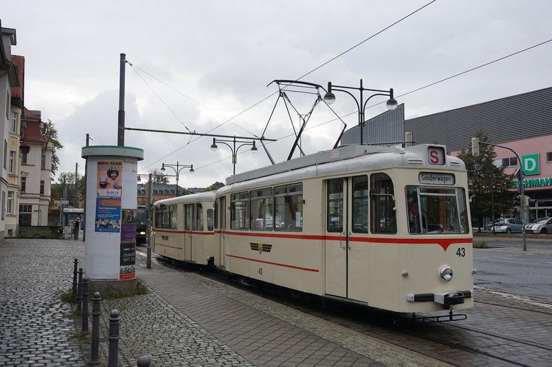 Straßenbahn Gotha und die Thüringerwaldbahn - Seite 3 27047365ne
